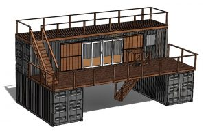Sensational Backcountry Containers Custom Container Homes Download Free Architecture Designs Lukepmadebymaigaardcom