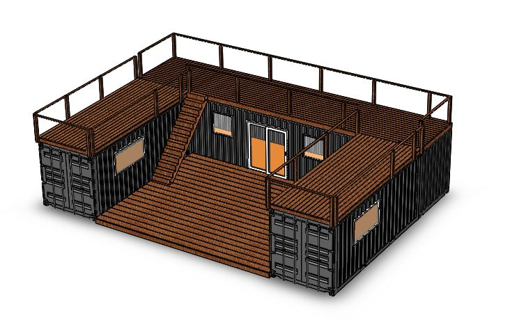 Backcountry containers custom container homes - Container homes austin ...