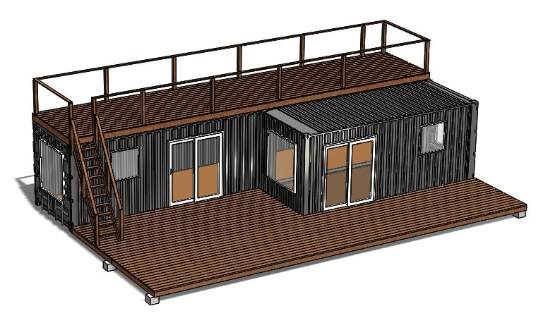 ... Customers Across The State To Design And Construct Their Dream Container  Homes. Whether You Are Looking For A Primary Residence Or A Secondary  Dwelling, ...