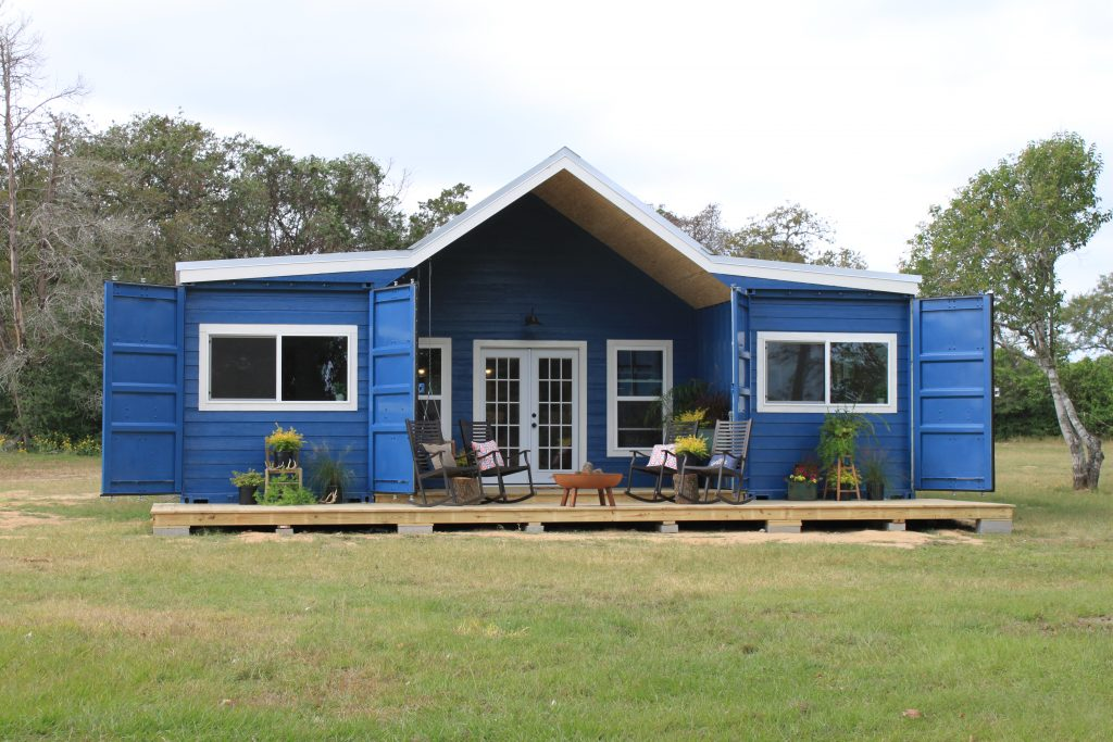 Modern Farmhouse Backcountry Containers